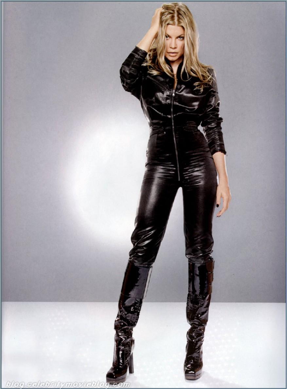 Fergie lesbian photos